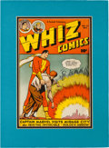 Golden Age (1938-1955):Superhero, Whiz Comics #97 Court Copy (Fawcett Publications, 1948) Condition: FN....