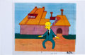 Animation Art:Production Cel, The Simpsons Mr. Burns Production Cel Animation Art (Fox,1990s).... (Total: 2 Original Art)