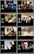 """Movie Posters:Crime, The Enforcer (Warner Brothers, 1977). Lobby Card Set of 8 (11"""" X14""""). Crime.. ... (Total: 8 Items)"""