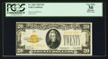 Small Size:Gold Certificates, Fr. 2402 $20 1928 Gold Certificate. PCGS Apparent Very Fine 30.. ...