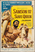 "Movie Posters:Action, Samson and the Slave Queen (American International, 1964). Poster(40"" X 60""). Action.. ..."