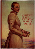 Books:Reference & Bibliography, [Bibliography]. Leslie Linder. A History of the Writings of Beatrix Potter. London: Frederick Warne & Co., [1979]. R...