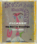 Books:Art & Architecture, [Pablo Picasso]. Charles Feld. Picasso: His Recent Drawings 1966-1968. New York: Harry N. Abrams, [1969]. First ...