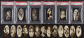 "Non-Sport Cards:Sets, 1934 Carreras ""Film Stars"" Mid to High Grade Partial Set (53/72)...."