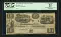 Canadian Currency: , St. John's, LC- The Mechanics Bank $10 18__ 435-10-06R Remainder....