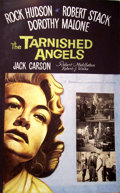 Mainstream Illustration, Lomasney, John J. (1899-1989). The Tarnished Angels, 1958.Mixed media on artboard. 44 x 28 in.. Benefiting Lifebeat...