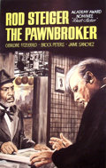 Mainstream Illustration, Lomasney, John J. (1899-1989). The Pawnbroker, 1964. Mixedmedia on artboard. 44 x 28 in.. Benefiting Lifebeat. ...