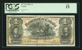 Canadian Currency: , DC-13a $1 1898A. ...