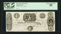 Canadian Currency: , Montreal, PQ- The Bank of Montreal $1 July 1, 18__ Ch. #505-12-02-10P Proof. ...
