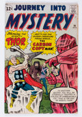 Silver Age (1956-1969):Superhero, Journey Into Mystery #90 (Marvel, 1963) Condition: FN-....