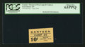 Canadian Currency: , Canada- Gravenhurst, ON Prisoner of War Camp 20 10¢ Jan. - June1946. ...