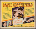 "Movie Posters:Drama, David Copperfield (MGM, 1935). Title Lobby Card (11"" X 14"").Drama.. ..."