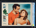 "Movie Posters:James Bond, Dr. No (United Artists, 1962). CGC Graded Lobby Card (11"" X 14"").James Bond.. ..."
