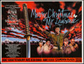 """Movie Posters:War, Merry Christmas, Mr. Lawrence & Others Lot (Universal, 1983).British Quad (30"""" X 39.5"""") ABC Release, One Sheet (27"""" X 41""""),...(Total: 4 Items)"""