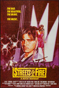 "Movie Posters:Action, Streets of Fire (Universal, 1984). International One Sheet (27"" X40""). Action.. ..."