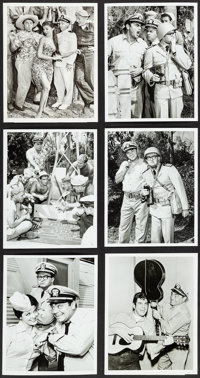"McHale's Navy (ABC, 1962-1965). Television Photos (82) (7"" X 9"" & 8"" X 10""). Comedy. ... (To..."