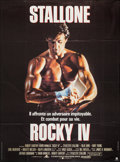 "Movie Posters:Sports, Rocky IV (MGM/UA, 1985). French Grande (45.5"" X 61.5""). Sports.. ..."