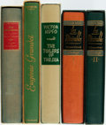 Books:Fine Press & Book Arts, [Literature, Heritage Press]. Group of Four Titles in Five Volumes.Includes: Victor Hugo. Les Miserables. Vol... (Total: 5Items)