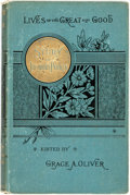 Books:Americana & American History, [Abolition]. Frances E. Cooke. Story of Theodore Parker.Boston: Cupples, Upham & Company, 1883. First edition. Twel...