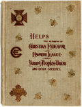 Books:Children's Books, Sooy, J.L. (Rev.). Helps for the Members of the ChristianEndeavor, Epworth League, Young People's Union and othersocie...