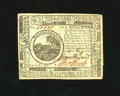 Colonial Notes:Continental Congress Issues, Continental Currency May 9, 1776 $6 Choice About New. A singlecenter fold is found on this wonderfully margined Continental...