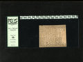 Colonial Notes:Connecticut, Connecticut July 1, 1780 2s/6d PCGS About New 50, CC. This lightlyhandled example has been cut cancelled....