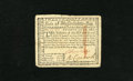 Colonial Notes:Massachusetts, Massachusetts May 5, 1780 $20 Very Fine. This is an uncancellednote with a little edge wear and an approximate two inch tea...