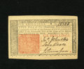 Colonial Notes:New Jersey, New Jersey March 25, 1776 6s Gem New. An enormously marginedexample of this more available New Jersey issue that has crisp ...
