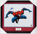 Miscellaneous Collectibles:General, Stan Lee Signed Spiderman Print....