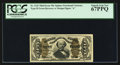 Fractional Currency:Third Issue, Fr. 1342 50¢ Third Issue Spinner Type II PCGS Superb Gem New 67PPQ.. ...