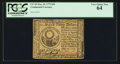 Colonial Notes:Continental Congress Issues, Continental Currency May 10, 1775 $30 PCGS Very Choice New 64.. ...