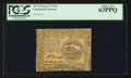 Colonial Notes:Continental Congress Issues, Continental Currency May 9, 1776 $4 PCGS Choice New 63PPQ.. ...