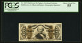 Fractional Currency:Third Issue, Fr. 1329 50¢ Third Issue Spinner PCGS Choice About New 55.. ...