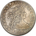 Early Dimes, 1796 10C JR-2, R.4, VF25 NGC....