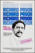 "Movie Posters:Documentary, Richard Pryor: Live in Concert & Other Lot (Warner Brothers, 1979). One Sheet (27"" X 41"", 27"" X 39"") Regular & Review Style.... (Total: 3 Items)"