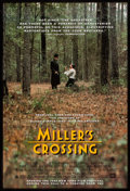 "Movie Posters:Crime, Miller's Crossing & Other Lot (20th Century Fox, 1990). One Sheets (2) (27"" X 40"") DS Advance & Regular. Crime.. ... (Total: 2 Items)"