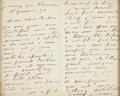 Autographs:Artists, Claude Monet Autograph Letter Signed....