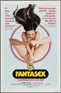 """Fantasex & Others Lot (1976). One Sheets (40) (27"""" X 41"""") Flat Folded. Adult. ... (Total: 40 Items)"""