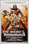 "Movie Posters:Adventure, Sword of the Barbarians (Cannon, 1983). One Sheets (40) (27"" X 41"")Flat Folded. Adventure.. ... (Total: 40 Items)"