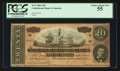 Confederate Notes:1864 Issues, T67 $20 1864.. ...