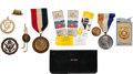 Golf Collectibles:Medals/Jewelry, Personal Checks, Lighter, Medals & Miscellaneous Jewelry FromThe Sam Snead Collection....