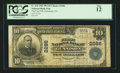 National Bank Notes:Colorado, Gunnison, CO - $10 1902 Plain Back Fr. 624 The First NB Ch. # 2686....