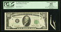 Error Notes:Major Errors, Fr. 2010-H $10 1950 Federal Reserve Note. PCGS Apparent ChoiceAbout New 55.. ...