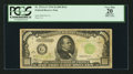 Small Size:Federal Reserve Notes, Fr. 2211-G $1,000 1934 Federal Reserve Note. PCGS Apparent Very Fine 20.. ...