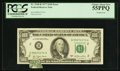 Error Notes:Printed Tears, Fr. 2168-B $100 1977 Federal Reserve Note. PCGS Choice About New55PPQ.. ...