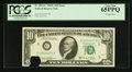Error Notes:Printed Tears, Fr. 2021-C $10 1969C Federal Reserve Note. PCGS Gem New 65PPQ.. ...
