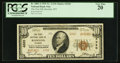 National Bank Notes:Wyoming, Rawlins, WY - $10 1929 Ty. 2 The First NB Ch. # 4320. ...