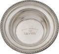 Golf Collectibles:Miscellaneous, 1939 Wykagyl Country Club Sterling Bowl Trophy....