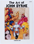 Memorabilia:Comic-Related, The Art of John Byrne Volume #1 (SQP, 1980) Condition: NM....