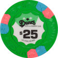 Miscellaneous:Gaming Chips, Las Vegas Casinos: $25 Dunes Chip....